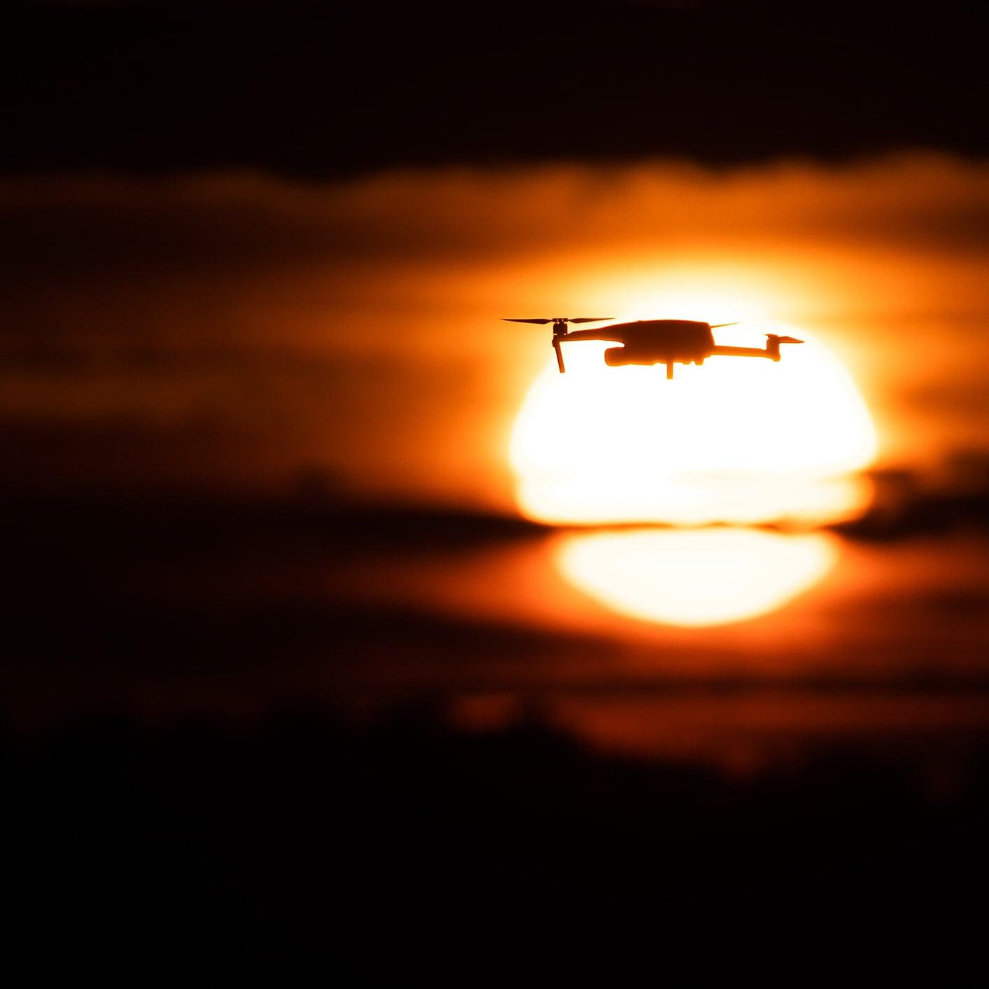 Fotografavimas dronu
